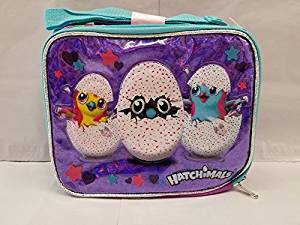 Borsa Pranzo-hatchimals-VIOLA NEW 160870