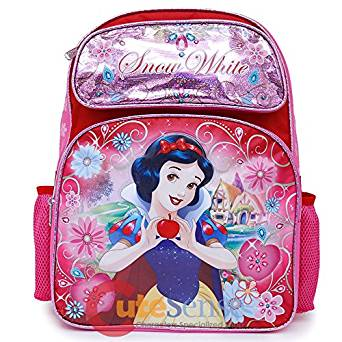 Snow White Princess Red New 135683-2 Backpack Disney