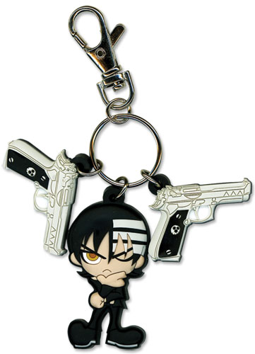 Key Chain - Soul Eater - New Chibi Death the Kid SD Anime Licensed ge4831