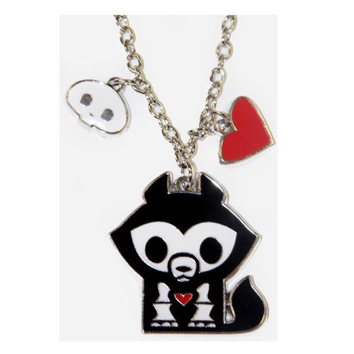 Necklace - Skelanimals - Jae New Toys Doll Licensed skelnl-001