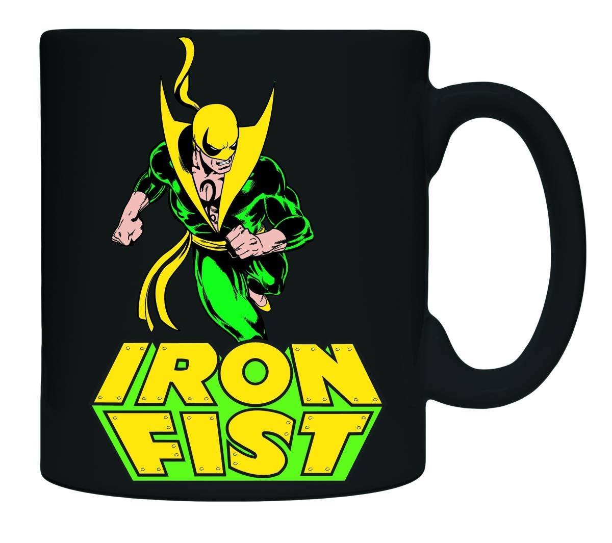 Mug - Marvel - Iron Fist Superhero Coffee Mug Licensed cmg-m