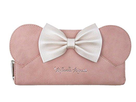 Wallet - Disney - Minnie Ears Pink wdwa0728